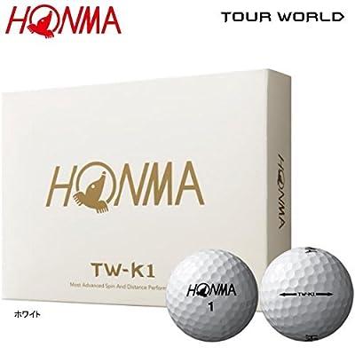 Honma tw-k1Tour Mundial pelotas