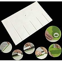 Tabla de cortar de pétalos y hojas para decoración de pasta de goma, para fondant