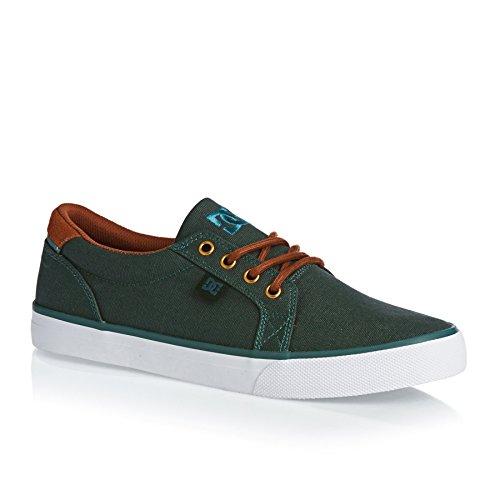 DC - COUNCIL TX M SHOE WID, Sneaker basse Uomo DJU-DEEP JUNGLE