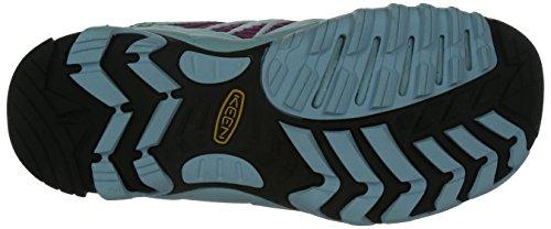 Keen Marshall Women's Scarpe Da Passeggio - SS15 Dahlia Mauve/Corydalis Blue