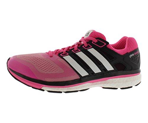 Adidas Nangator Formato dei pattini Solar Pink/Zero Metallic/Core Black
