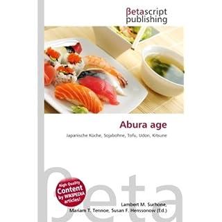 Abura age