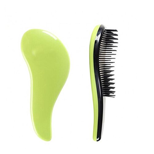 Voyto® new 2016 alta qualità-spazzola per capelli styling comb salon magic detangling manico tangle spazzola tamer, anti-groviglio