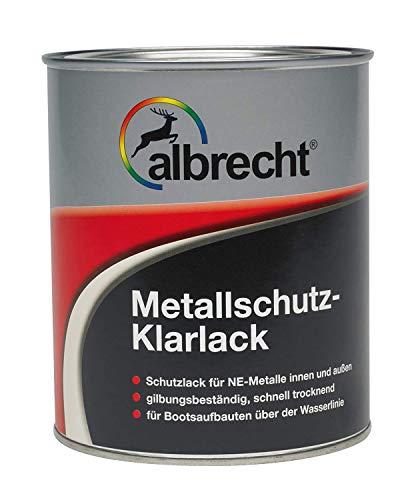 Albrecht Verhindert Anlaufen und Verfärben