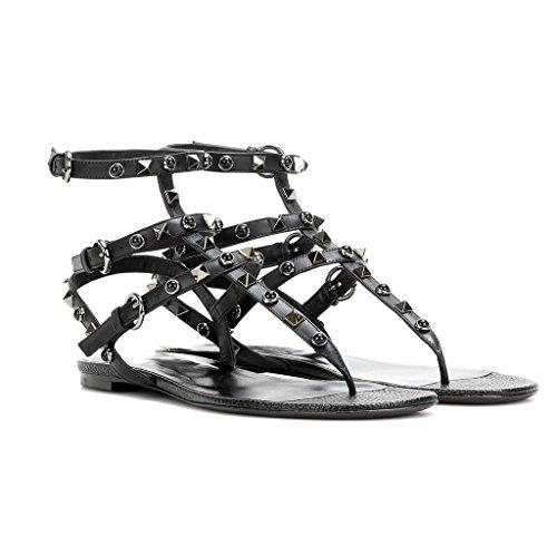 Amy Q - Strap alla caviglia donna Black