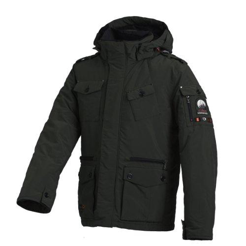 CMP veste d'hiver pour homme Noir - Noir