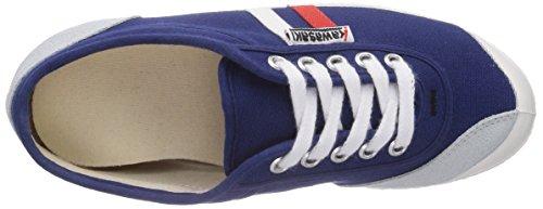 Kawasaki Rainbow Retro, Sneakers Basses Mixte adulte Bleu (navy / 90)