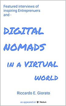 Digital nomads in a Virtual World (English Edition) di [Giorato, Riccardo Emanuele]