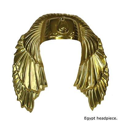Haarband Kopfschmuck - Ägyptisches Muster - Damenaccessoires - Karneval Kostüm Zubehör Accessoires - - Ägyptischer Kopfschmuck Kostüm