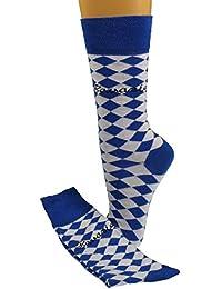 3 Paar Motiv Socken Bavaria
