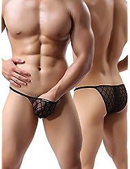 Sous-Vêtements Pour Hommes Mini Slip Diamond.