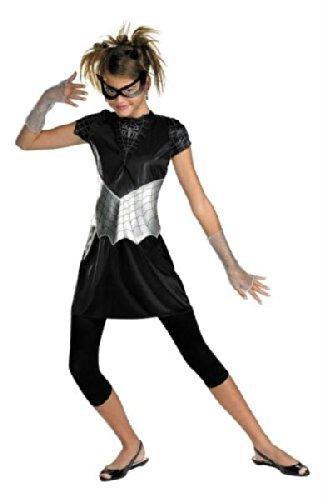 ited 7-9 (Black Spider Girl Kostüme)