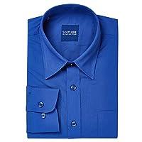 Solitaire Shirt for Men - Royal Blue