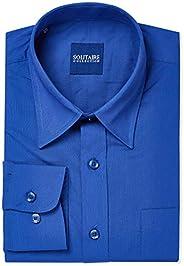 Solitaire Shirt for Men - Royal