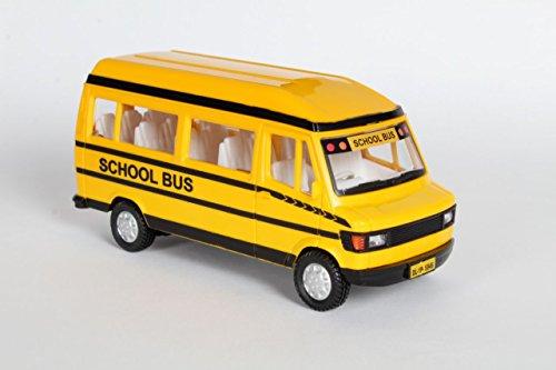 Centy Toys TMP School Bus  Multicolour  Toy Cars   Trucks