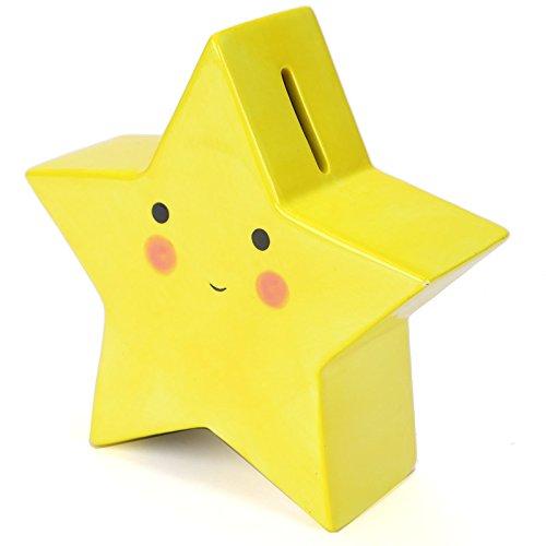Kawaii Star Shaped Money Box [Importación inglesa]
