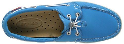 Sebago Docksides, Chaussures Bateau Homme Bleu (Vivid Blue)