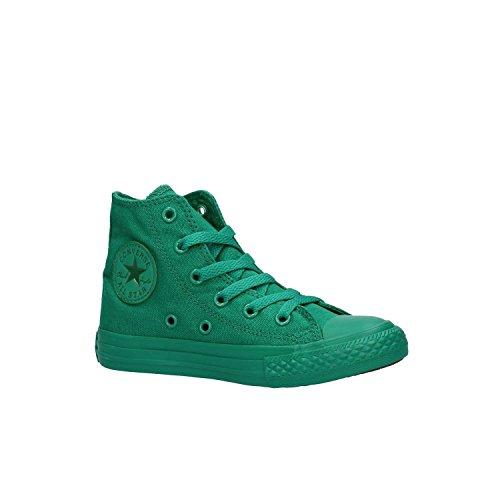 CONVERSE - Rote Sneakers mit Schnürsenkel, aus Stoff,Mädchen,damen VERDE