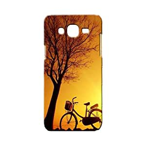 BLUEDIO Designer 3D Printed Back case cover for Samsung Galaxy A3 - G5864