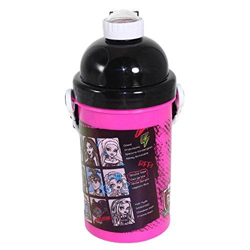 Monster High Pop-up-Flasche, (Frankenstein Monster High)