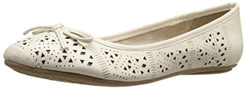 CL By Laundry Hannah Synthétique Chaussure Plate Crème