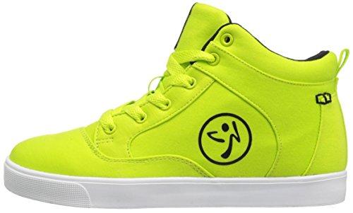 Zumba Footwear Mädchen Street Fresh Hallenschuhe, Grün (Green), 39 EU - 5