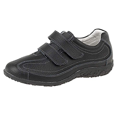 womens-ladies-extra-wide-eee-fit-velcro-leather-casual-shoes-trainers-size-3-9-7