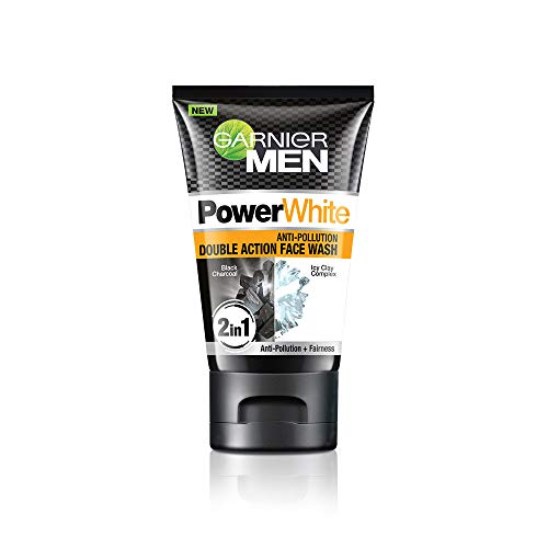 Garnier Men Power White Double Action Face