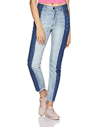 United Colors of Benetton Women's Relaxed Fit Jeans