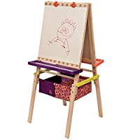 B Easel Does it Wooden Double Sided Easel