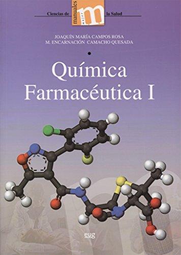 Química Farmacéutica - Volumen I (Manuales Ciencias Salud)
