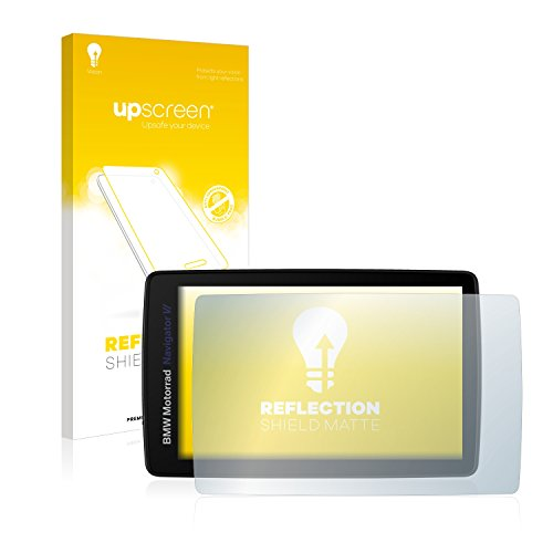 upscreen Reflection Shield Matte Clear Screen Protector 1pc (S)–Screen Protectors (Strong Scratch Protection), Clear Screen Protector, BMW, Scratch Resistant, transparent, 1PC (S) (Cover Protector Shield Screen)