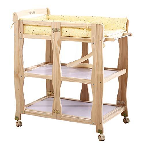 ch Neonatal Care Station Baby-Bad-Massage Tisch Sendet Kissen Pflegemassagetisch Mit Gutem Komfort ()