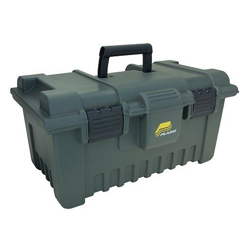 Plano Wartungskoffer für Gewehre, Aufbewahrungskoffer für Reinigungs- und Wartungsutensilien, GrößeXL, Olivgrau -