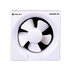 Bajaj Maxima DxI Fresh 34-Watt Air Fan (White)