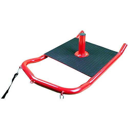Preisvergleich Produktbild BodyRip Running Olympic Power Schlitten Geschirr Gewicht Drag–Rot