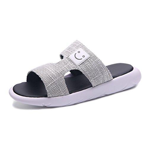 Sandalen Sandalen Männer Pantoffeln White