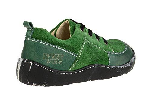 Eject17916.008 - Mujer Clásica Con Cordones Verdes