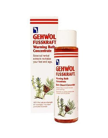 Gehwol - Fusskraft Soin Bain de Pied Chaud Extrait 150