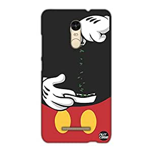 Designer Xiaomi Redmi Note 3 Case Cover Nutcase -Wanna Roll ?
