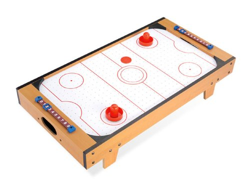 Makant MH88817 - Air Hockey Tisch 69cm (Mini-hockey-tisch)