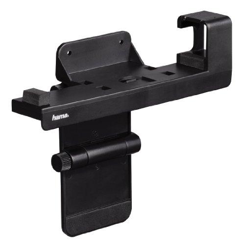 Hama Kamerahalterung (geeignet für PS4, zur Befestigung an TV oder Wand) (4 Kamera-erweiterung Playstation)