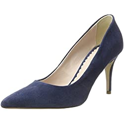 Tosca Blu Shoes Damen Scotch Pumps, Blau (Blu), 38 EU
