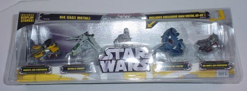 eries Five Pack With Raw Metal AT-RT (Wal-Mart Exclusive) ()