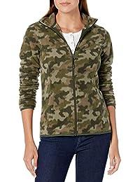 Amazon Essentials Full-Zip Polar Fleece Jacket Mujer