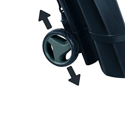 Einhell Elektro Laubsauger Laubbläser GE-EL 3000 E (3000 Watt, bis 300 km/h, 50 l Fangsack, inkl. Drehzahlregelung, Laubhäcksler, Tragegurt) -