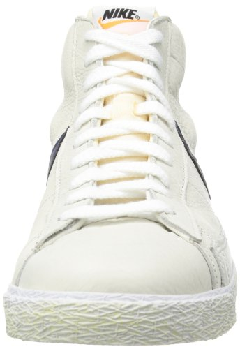 Nike Blazer Mid Premium 429988 Herren High-top Grau (Sail/Mid Navy-White-Gm Md Brwn 101)