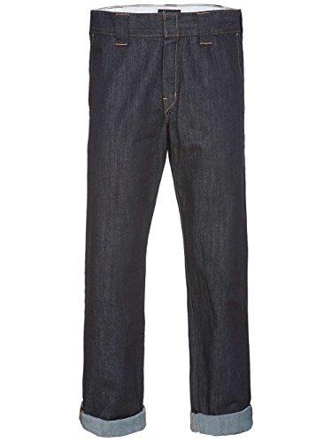 Dickies Herren Jeans, Gerade Denim Work Pant Black