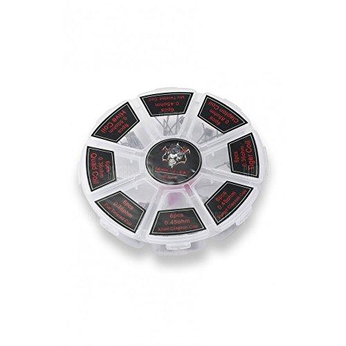 Demon Killer Wheel Box 8 in 1 Drähte für Selbstwickler Set