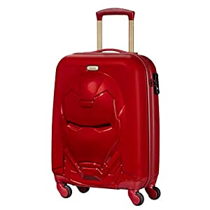 Samsonite Disney Ultimate 2.0 – Equipaje de Mano, 55 cm, 35.5 l, Rojo (Iron Man Red)